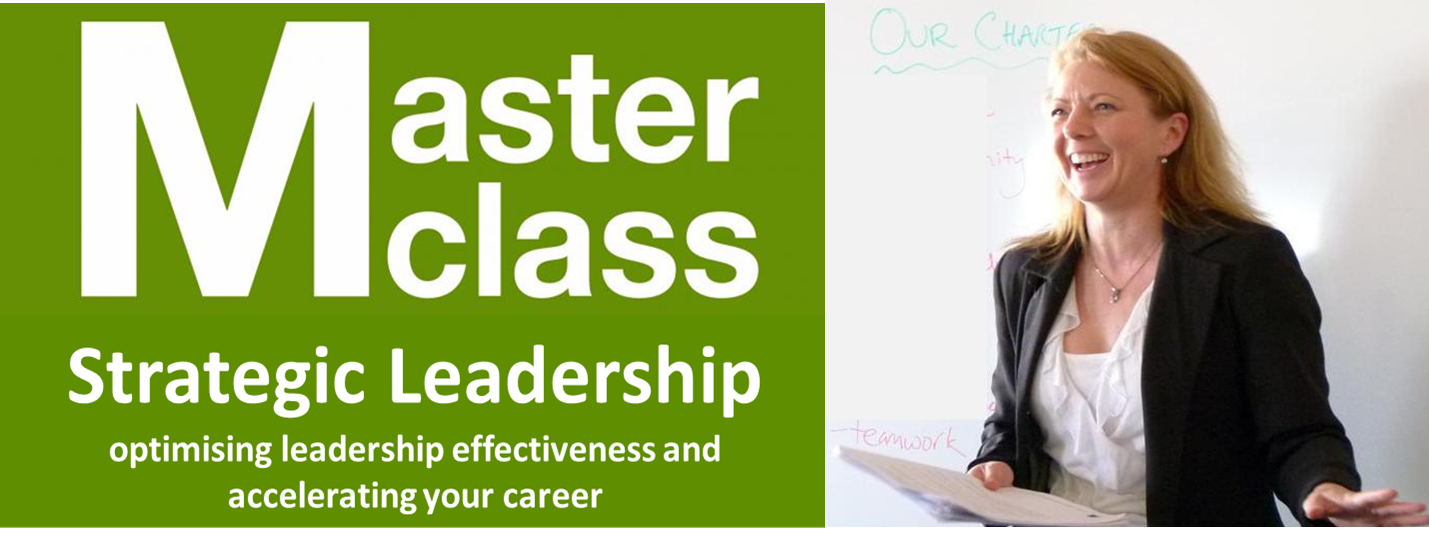 Masterclass - strategic leadership with pic