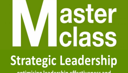 Masterclass - strategic leadership