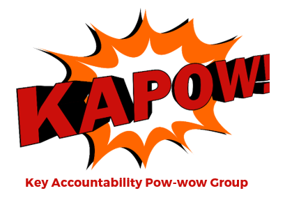 KA-POW groups build your vision, goals and ideas in just 10 weeks.